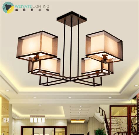 hanging lanterns in bedroom pendant light new chinese living room hanging ls and