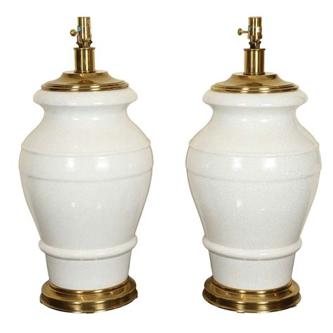 Ceramic Table L Fittings by Pair Of Impressive Monumental Ceramic Table Ls With
