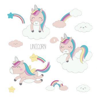 imagenes de unicornios gratis unicornio fotos y vectores gratis