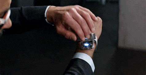 high quality gif tony stark putting mark