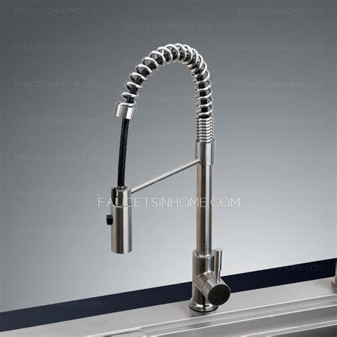 lead free kitchen faucets environmental lead free pullout stainless steel kitchen
