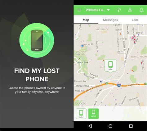 how to find my lost android phone