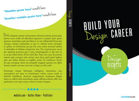 indesign cover template how to create a book template in indesign