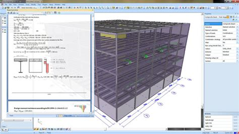 Composite Design Engineer by Scia Engineer Structural Analysis And Design Software