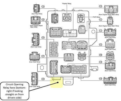 toyota 3rz fe efi wiring diagram wiring diagrams