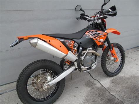 Ktm 450 Exc R 2008 Ktm 450 Exc R Dual Sport For Sale On 2040 Motos