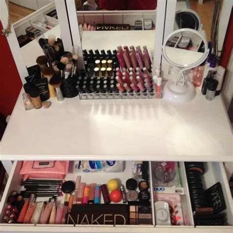 vanity table make up makeup dressing