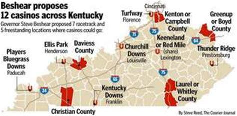 kentucky casinos map the rural 2 10 08 2 17 08