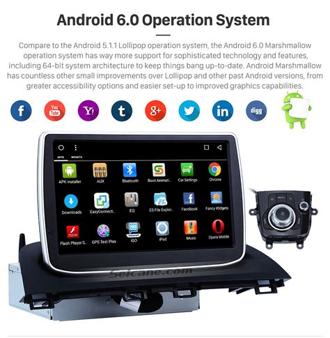 2014 mazda 3 touch screen android 6 0 9 inch 1024 600 touchscreen 2014 2015 mazda 3