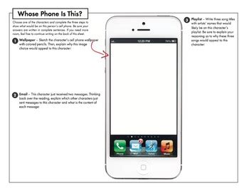 Choosing A Cell Phone Plan Worksheet Answers