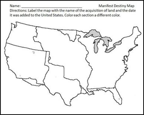 us westward expansion blank map blank map us territorial expansion