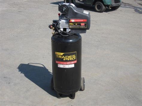 trades pro 19 gallon air compressor