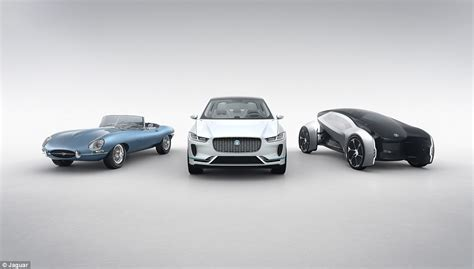 Jaguar 2020 Electric by Jaguar To Go Electric In 2020 And Reveals The E Type Zero