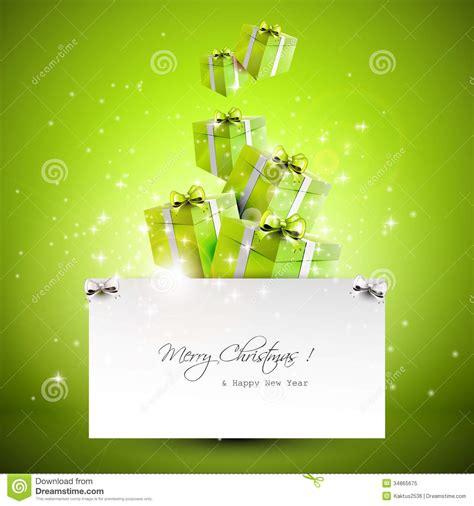 modern christmas greeting card royalty  stock photo image
