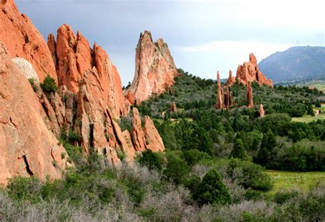 Garden Of The Gods Stargazing by Colorado Springs Vacations Activities Things To Do