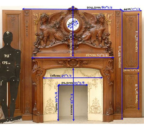 Armands Fireplace by Exceptional Antique Mahogany Wood Fireplace Coming From