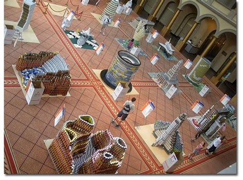 canstruction design plans canstruction polls are open capital area food bank