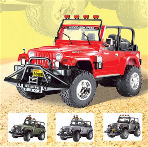 Jeep Remote Rc Jeep Wrangler Rc Jeep Weiler Rc Jeep Radio