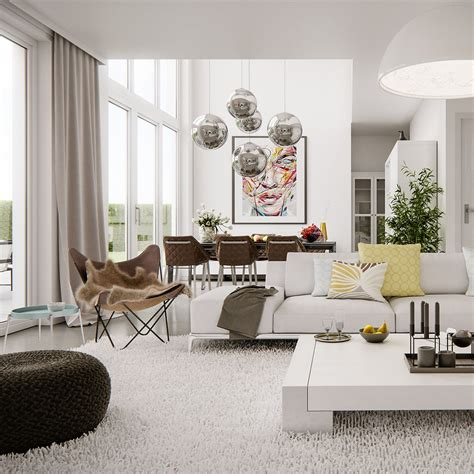 stylish rooms 5 living rooms that demonstrate stylish modern design trends