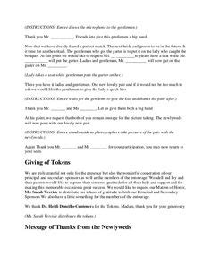 Wedding Ceremony Mc Script by 1000 Images About Unionification Ceremony Scripts On
