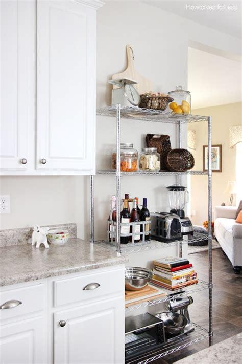 kitchen industrial shelving   nest