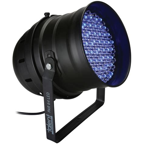 Led Stage Lighting Fixtures Talent Lp64led Multi Color Led Par 64 Stage Light Fixture With 181 Leds