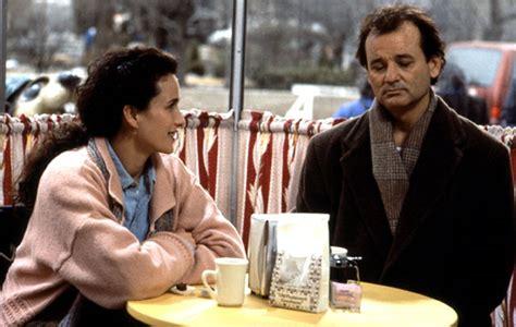 groundhog day director how was bill murray stuck in groundhog day