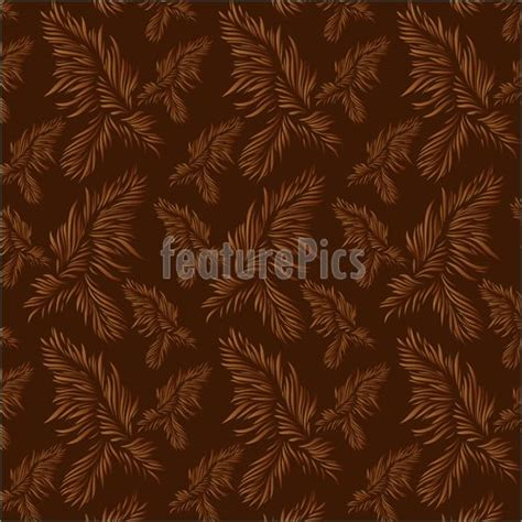 brown leaf pattern abstract patterns brown leaf seamless pattern stock