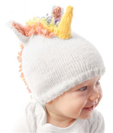 free knitting pattern unicorn hat fantastical creature knitting patterns in the loop knitting