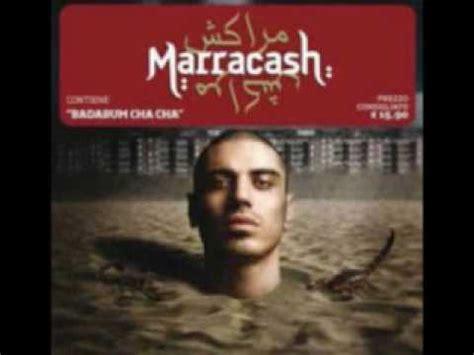 marracash testi marracash feat fabri fibra badabum cha cha