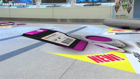 3D Floor Decals   YouTube