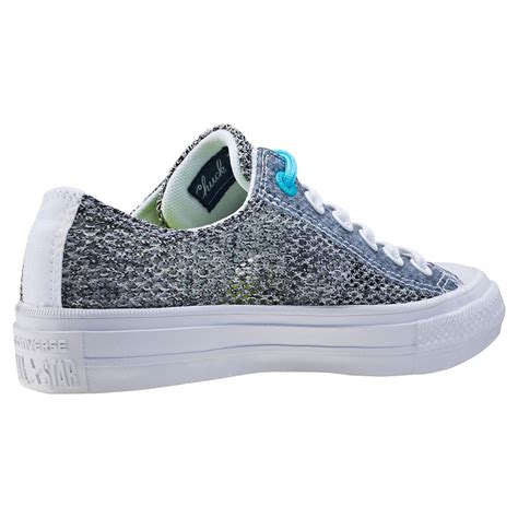 Converse Ct Ii 2 Grey Ox converse ct all ii ox lunarlon womens trainers in