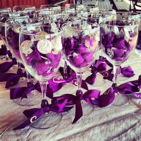 25 best ideas about purple bridal showers on
