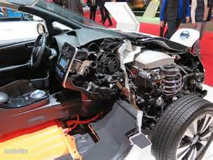 Tesla Electric Car Air Conditioning Tesla Model S Recycles Waste Heat To Warm The Battery