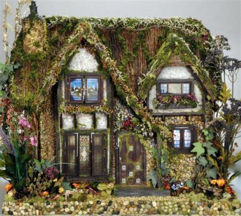 dolls house cottage the cotswold cottage fairy dolls house custom order for the hopelessl