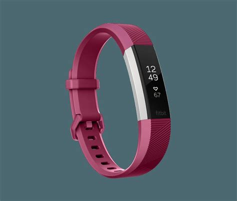 alta colors the new fitbit alta hr features continuous rate tracking