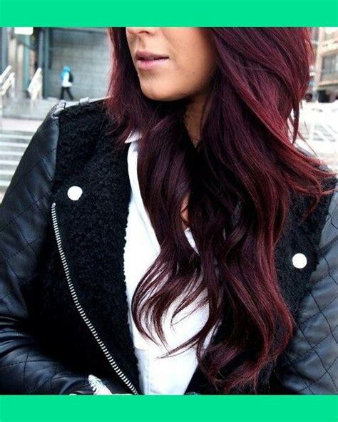 5rv hair color redken merlot sangria 3rv 5rv so lucky i