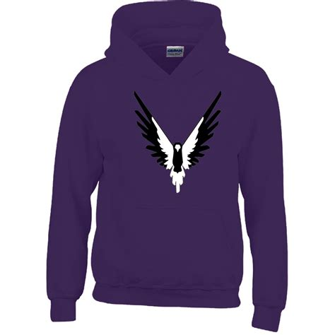 Sweater Hoodie The Amazing 2 bird logan paul hoodie maverick chirstmas sweater boys and hoodie ebay