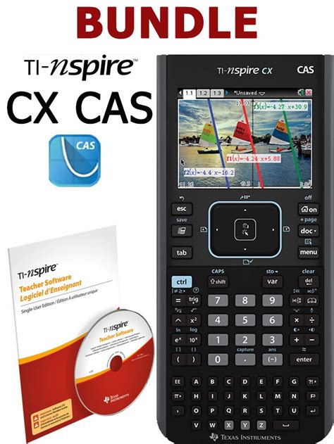 texas instruments nspire cx cas texas instruments ti nspire cx cas color graphing