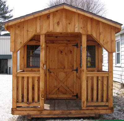 Shanty Sheds by The Porch Shed Cabin Shanty Genuine Sheds