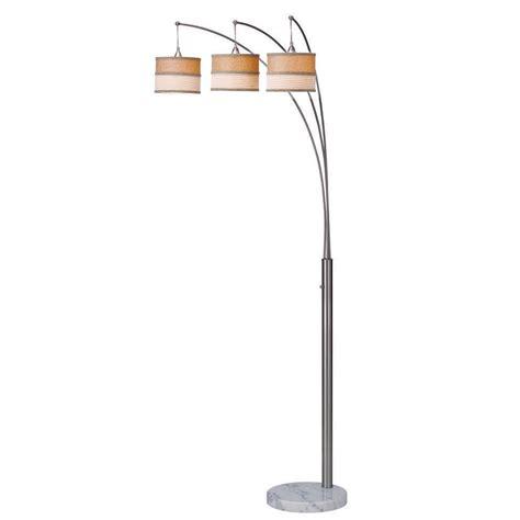 artiva usa luca  arched floor lamp reviews wayfair
