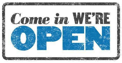 open snow open for business crossfit lando