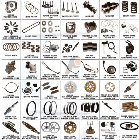 Spare Part Di Dealer Yamaha cara membedakan spare part asli atau palsu cara