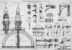 eiffel tower floor plan construction of eiffel tower 17 photos thechive