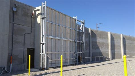 security gates for utilities energy companies