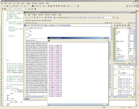 find pattern in image matlab find an ungapped pattern window from a set of protein