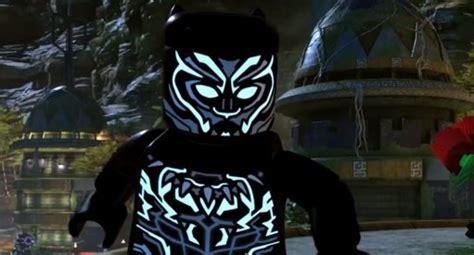 lego 174 marvel super heroes 2 black panther dlc trailer lego marvel super heroes 2 adds black panther cosmic