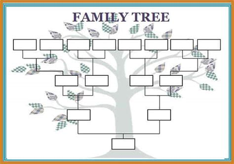family tree maker templates family tree maker templates notary letter