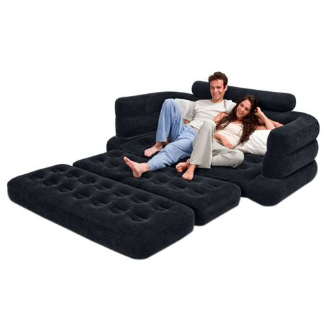 intex size pull out sofa bed model