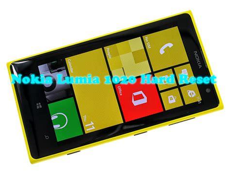 resetting a nokia 1020 nokia lumia 1020 hard reset windows phone destek